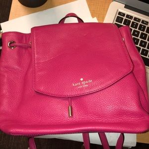 Kate Spade Drawstring Backpack